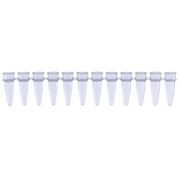 Strip Tubes without Cap is available for best price at Medpick.