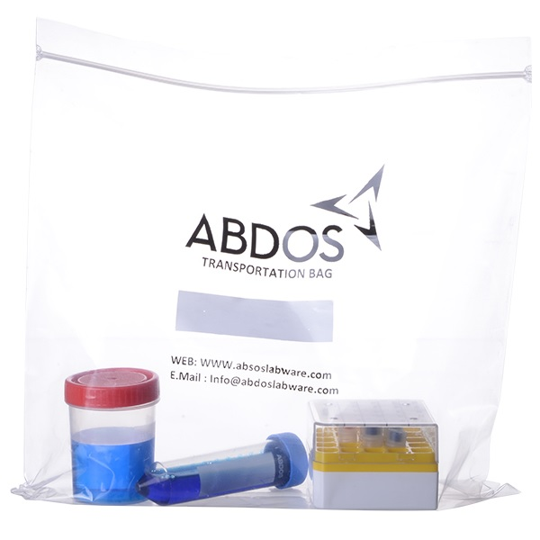 Transport/ Resealable Bags with Zip Lock is available for best price at Medpick.