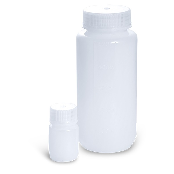 Wide Mouth Bottle, HDPE is available for best price at Medpick.