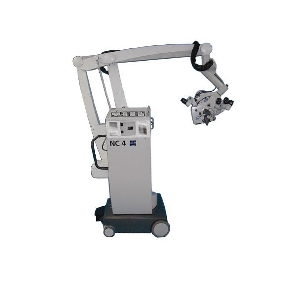 Zeiss NC 4 Microscope